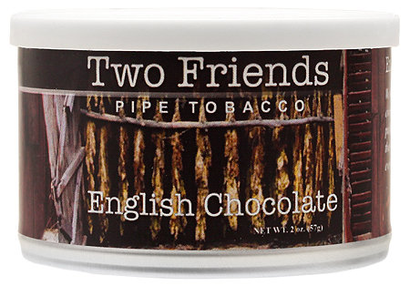 Two Friends English Chocolate 57g