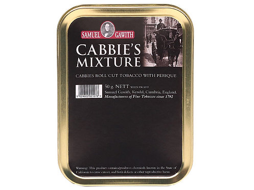 Samuel Gawith Cabbie's Mixture 50g