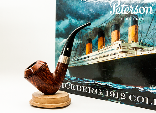 Peterson Iceberg 1912 Collection Bow Smooth Fishtail