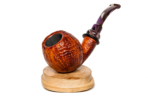 Neerup Classic GR2 Sandblasted Bent Egg (Doble Boquilla)