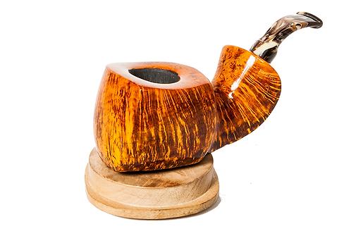 Peder Jeppesen Gr3 Ida Handmade Asymetrical Pot Sitter (The Whale)