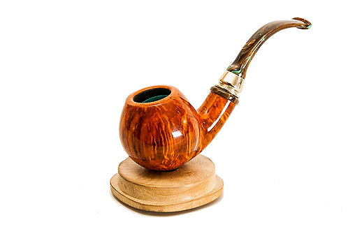 Neerup Classic GR2 Smooth Bent Apple (Doble Boquilla)