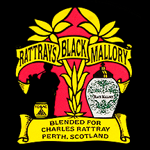 Rattray's Black Mallory 50g
