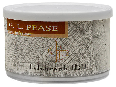 G.L. Pease Telegraph Hill (Fog City Selection) 57g