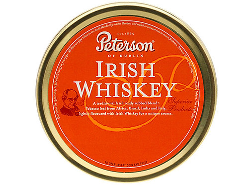 Peterson Irish Whiskey 50g
