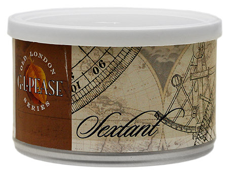 G.L. Pease Sextant (Old London Series) 57g