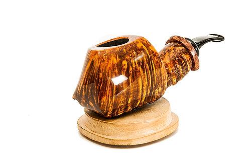 Peder Jeppesen Handmade Ida Easy Cut GR4 Whale Pot c/ Plateaux