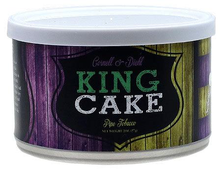 Cornell and Diehl King Cake (Cellar Series) 57g