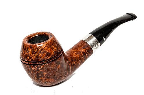 Peterson Sherlock Holmes Deerstalker Smooth Dark P-Lip