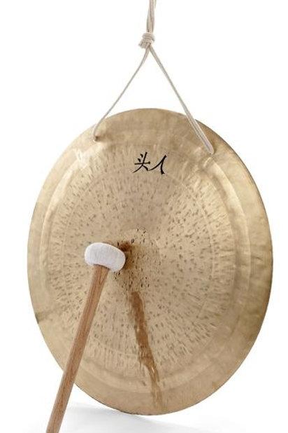 Wind gong 45 cm fra Wuhan