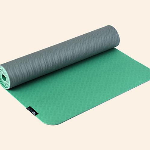 Yoga Matte Pro grønn fra Yogistar.