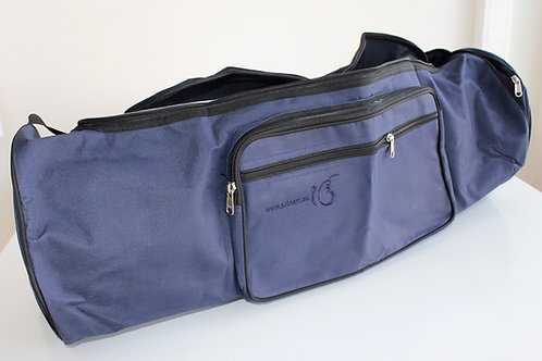 75 cm Yogabager i kraftig nylonstoff i flere farger.