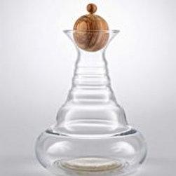 Karaffel Alladin gold 1,3L oliven topp