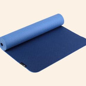 Yogamatte Pro blå fra Yogistar.