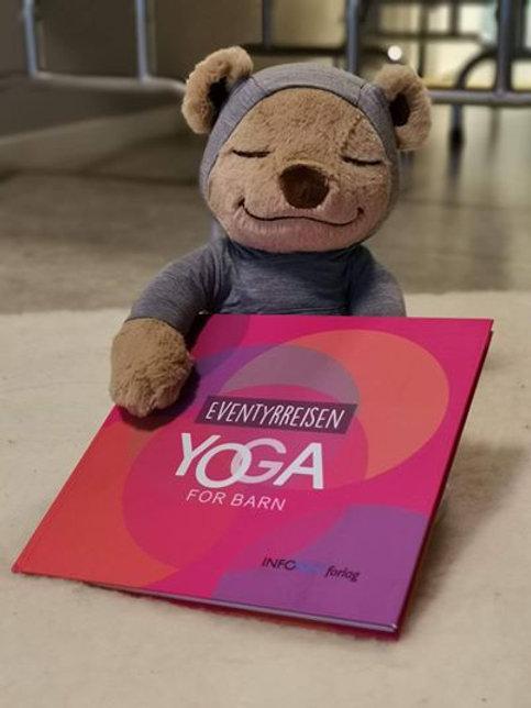 Eventyrreisen, Yoga for barn.