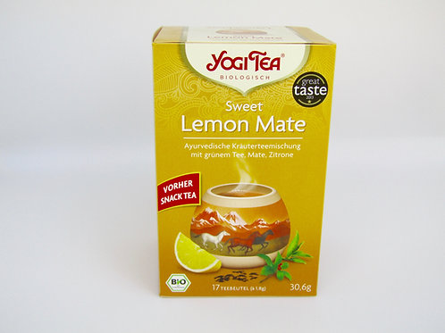 Sweet Lemon Mate