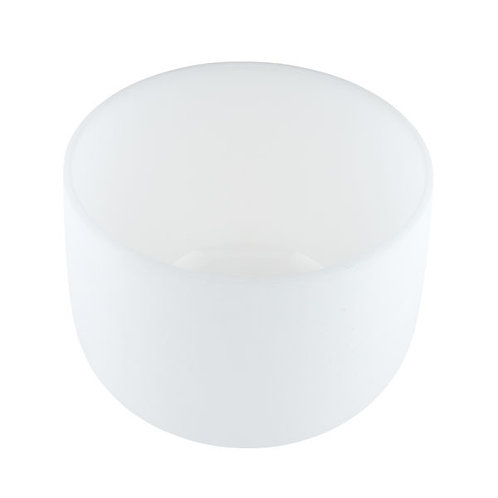 Krystall syngebolle 25 cm.