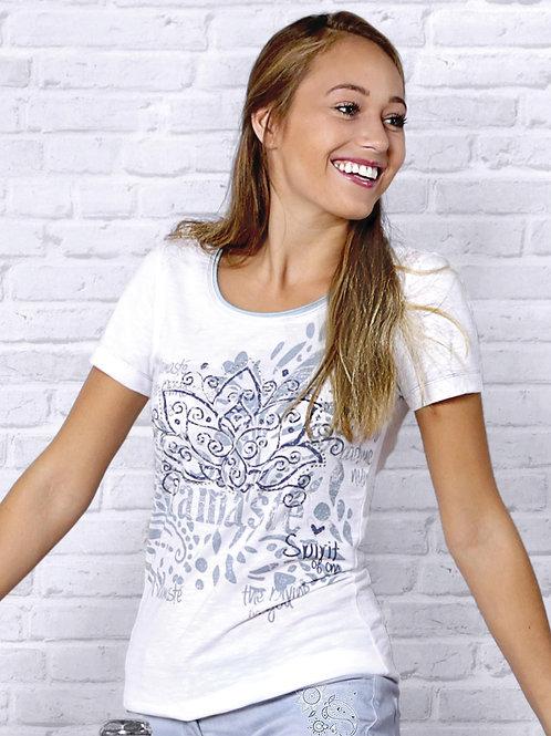 """Yoga T- skjorte """"Namaste"""""""