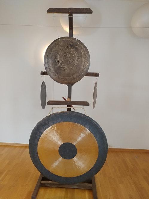 Pax gongtårn for 4 gonger.