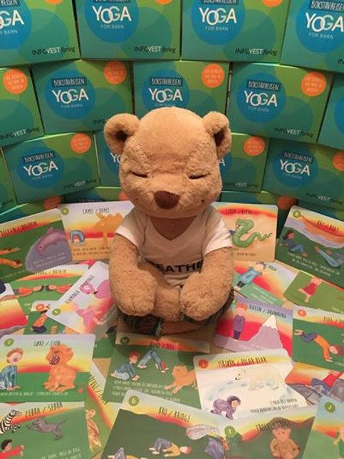Bokstavreisen, Yoga for Barn