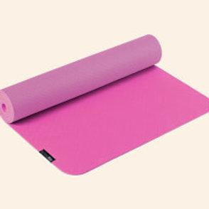 Yogamatte Pro rosa fra Yogistar.