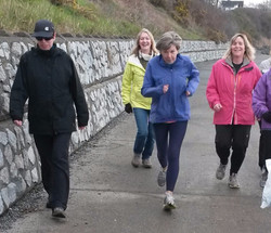 PACERS WALK GROUP