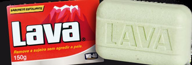Sabonete Lava Wd40