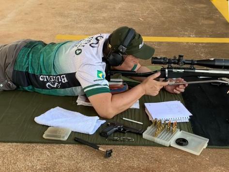 Preparando e testando cargas para Rifle