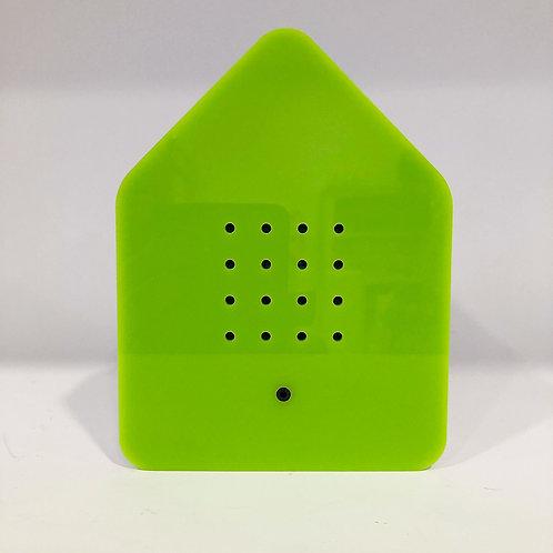 Zwitscher-Box Grün