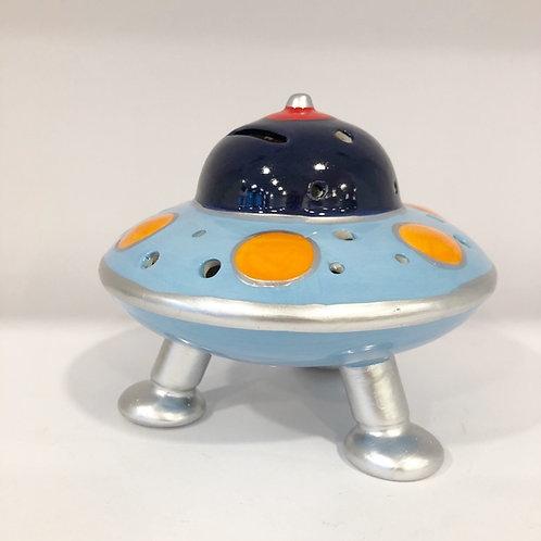 Sparschwein, UFO