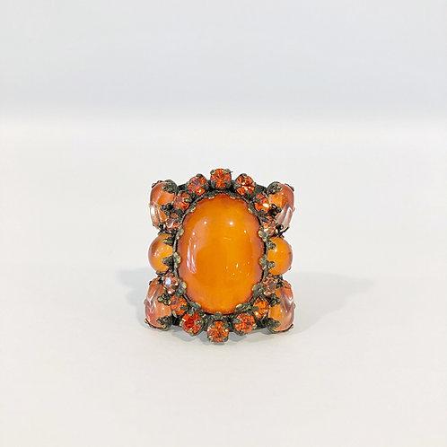 Fingerring P0503 Orange