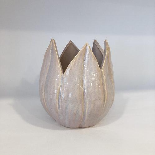 Vase, lila