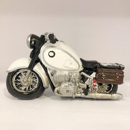 Sparschwein, Motorrad
