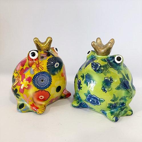 Sparschwein Froschkönig