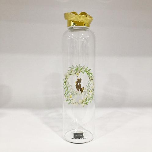 Trinkflasche, Glas