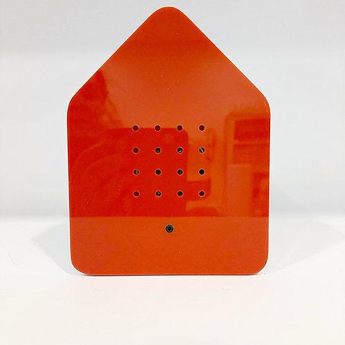 Zwitscher-Box Rot
