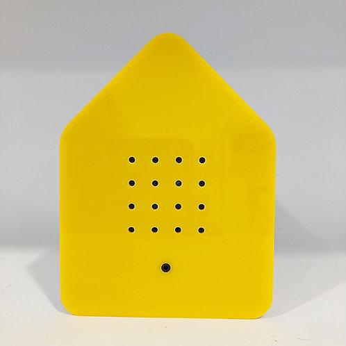 Zwitscher-Box Gelb