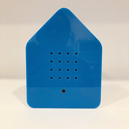 Zwitscher-Box Blau