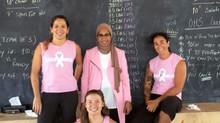 Pink October Breast Cancer Awareness