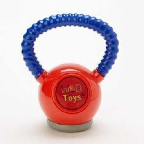 WOD-Toy plush kettle bell