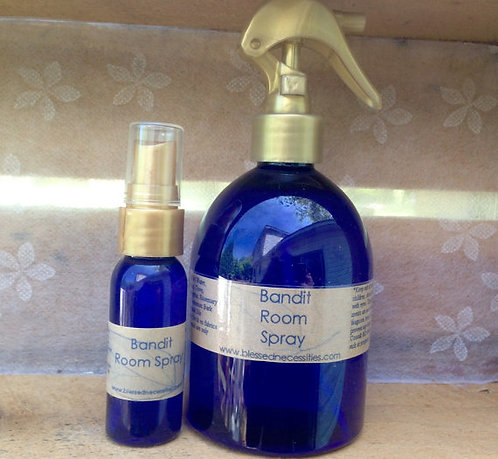 Thieves Oil ~Bandit Disinfecting Room and Surface