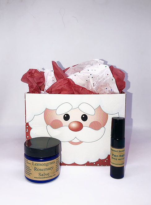 Pain Relief Full Size Gift Set