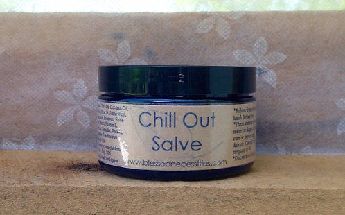 Chamomile and Lavender Sleep Salve