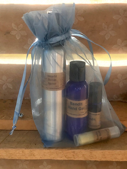 Thieves Oil Gift Set ~ Bandit