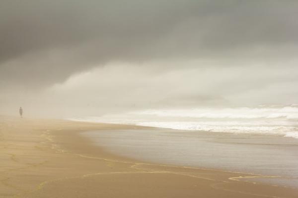 Papamoa Stormy Skies