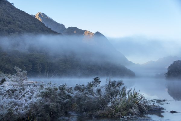 Lake Howden, Routeburn Track