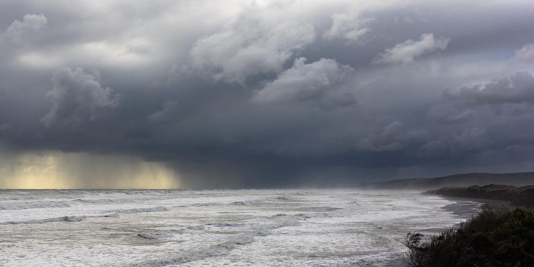 Port Waikato Storm