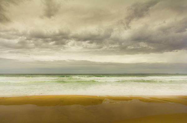 Papamoa Moody Sea