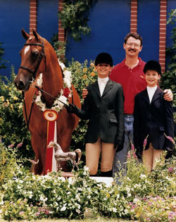 Peter, Rachel, & Anna Conway
