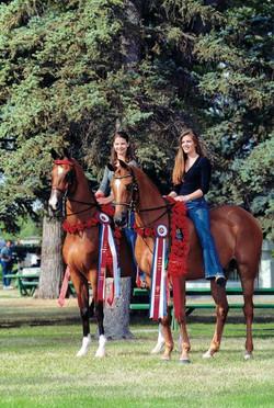 Anna & Rachel Conway